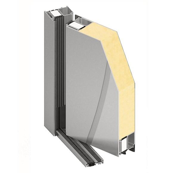 Drzwi Panelowe 2s Mb86aero