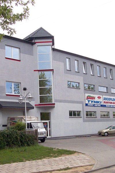 Zduńska Wola – market