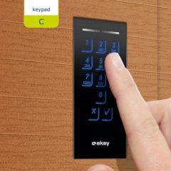 Galeria Ekey Keypad